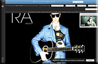 Official site for Richard Ashcroft