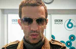 Richard Ashcroft on BBC Radio 6 Music on 24-11-2016