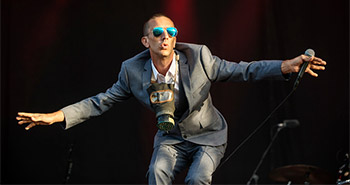 Richard Ashcroft, Bellahouston Park, Glasgow 2016