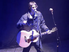 Richard Ashcroft, Japan Disaster Benefit gig 2011