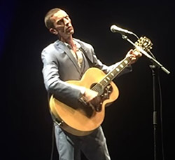 Richard Ashcroft Cap Roig Festival Spain 2016