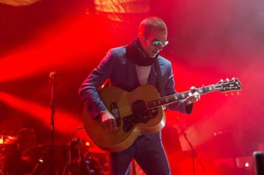 Richard Ashcroft, O2 Academy, Glasgow 27-05-2016