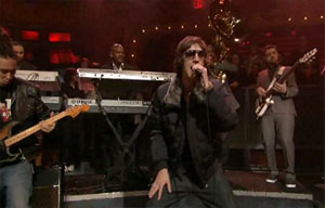 Richard Ashcroft, Late Night With Jimmy Fallon