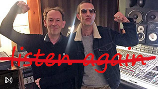Richard Ashcroft interview with Steve Lamacq on BBC6 Music 20-04-2016