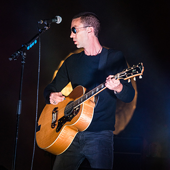 Richard Ashcroft, Echo Arena, Liverpool 07-12-2016