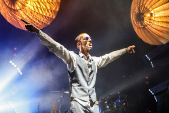 Richard Ashcroft, Roundhouse, London 2016