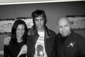 Richard Ashcroft performs on Radio RXP.FM