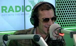 Richard Ashcroft on RadioX - Vernon Kay show 23-11-2016