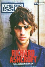 Richard Ashcroft, Big Issue September 2002