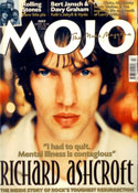 Richard Ashcroft, Mojo July 2000