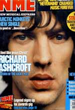 Richard Ashcroft, NME January 2006