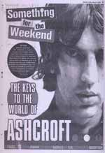 Richard Ashcroft, The Sun January 2006