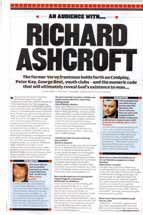 Richard Ashcroft, Uncut 2007