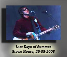 Richard Ashcroft, Stowe House 2008 videos