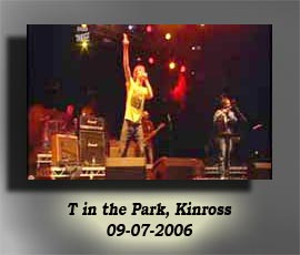 Richard Ashcroft, T In The Park 2006 videos